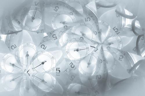 Bending Time…